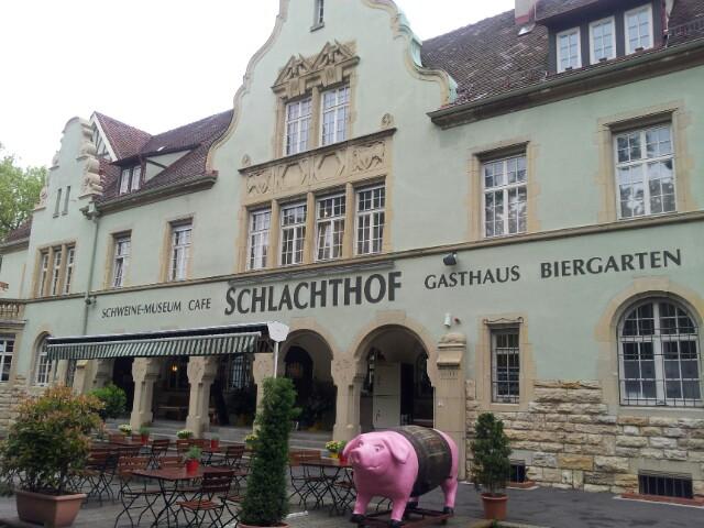 Bild vom Schlachthof Stuttgart
